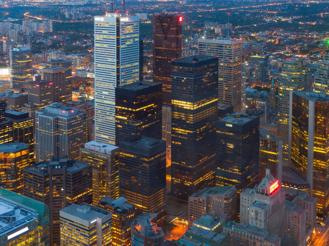 Look: Toronto Beats NYC When It Comes To Finance Jobs