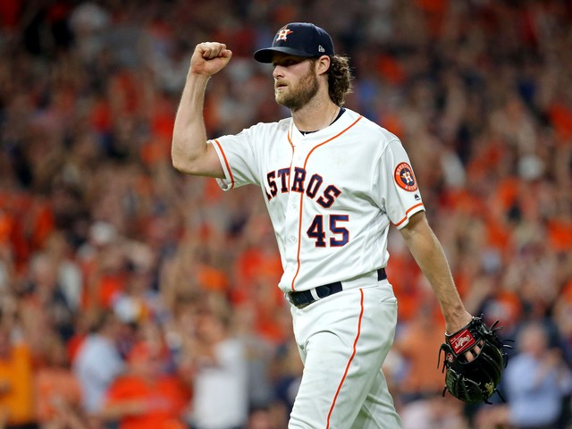 Gerrit Cole agrees to record nine-year, $324 million deal with Yankees