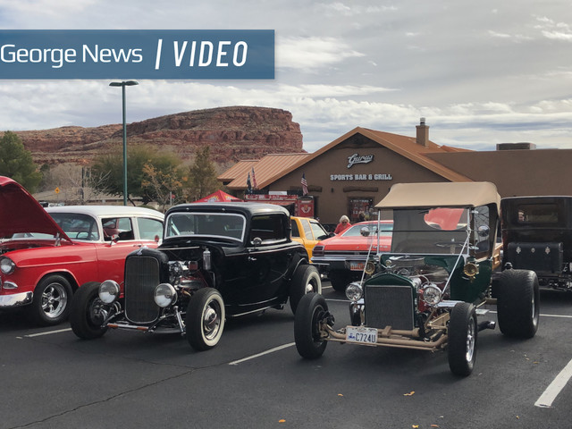 Classic car aficionados show they care by collecting toys, donations for Toys for Tots