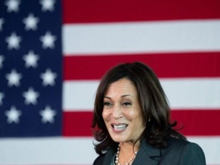 Kamala Harris: Our Capitol Was 'Attacked by Insurgents'