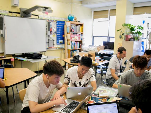A New Kind of Classroom: No Grades, No Failing, No Hurry