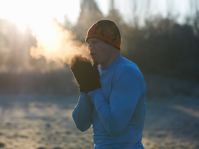 How to manage exercise-induced asthma in cold weather