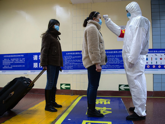To Stop Coronavirus, Scientists Look To Lessons From SARS Outbreak