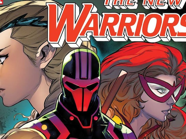 A NEW TEAM OF HEROES COMES TOGETHER IN THE NEW WARRIORS #1 TRAILER!