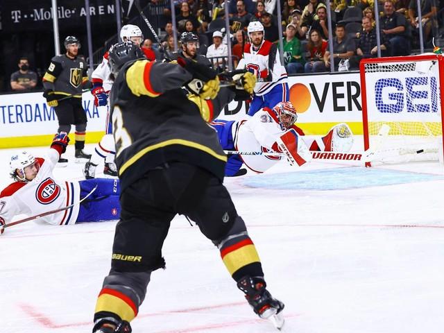 Defensemen get offensive in Golden Knights' Game 1 win