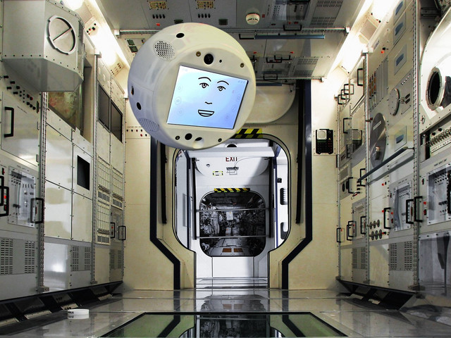 That AI robot that had an emotional meltdown in space got an upgrade
