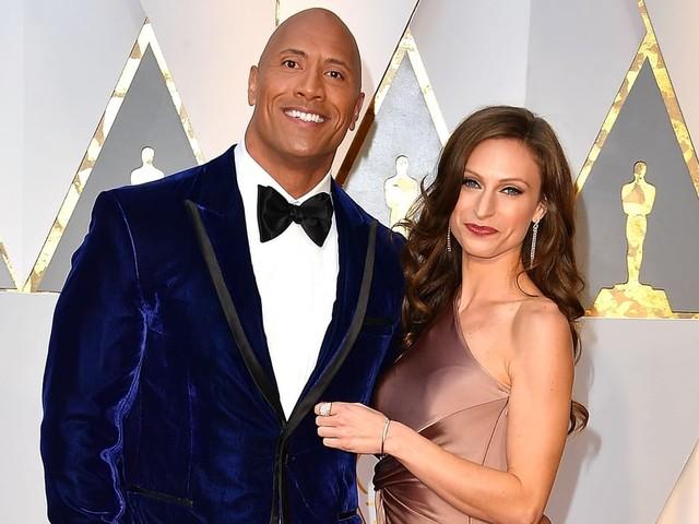 Dwayne Johnson Has Married His Long-Term Love Lauren Hashian