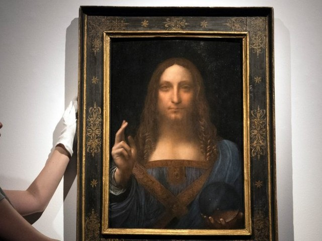 Revealed: The mystery buyer of the world's most expensive painting
