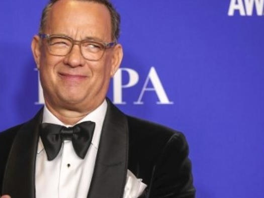 "Tom Hanks Set To Host Biden's ""Inauguration TV Special"" Next Week"