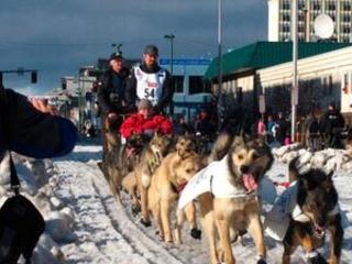 Alaska, Norwegian mushers battled for Iditarod lead