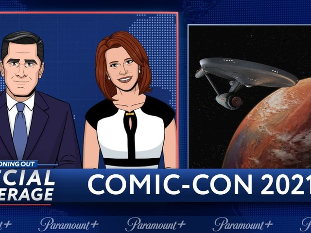 """Stephen Colbert's Satirical News Program 'Tooning Out The News' Presents """"Special Coverage"""" Of Comic-Con@Home – Watch"""
