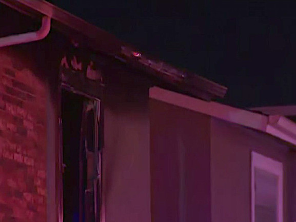 Witnesses: Someone Threw Molotov Cocktail & Started Dallas Apartment Fire