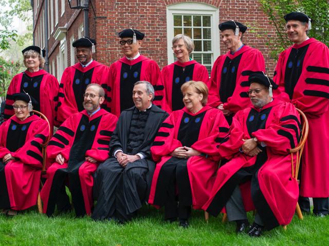 Harvard's Honorary-Degree Recipients 2019