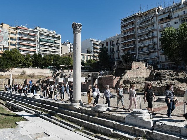 The EU must act now to protect Thessaloniki's antiquities | View