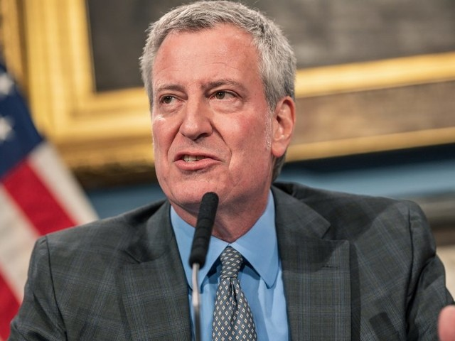 De Blasio to Skyscrapers: Drop Dead!