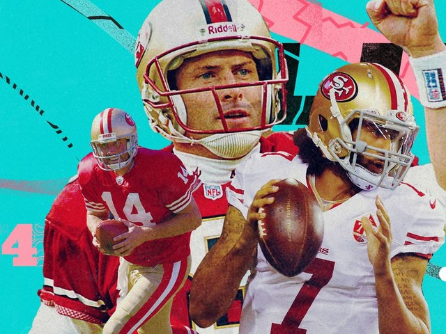 Ranking the best 49ers QBs since Super Bowl XXIX