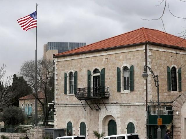 Jerusalem approves U.S. plan for new permanent embassy