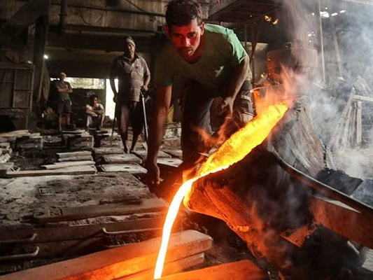 Mining, Manufacturing Pull Down IIP Growth To 3.1% In May