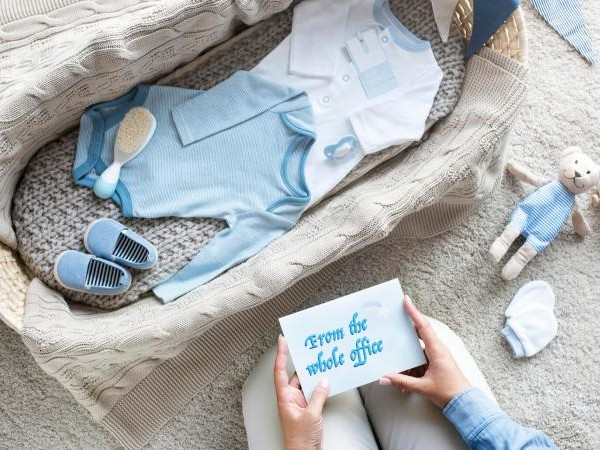 What to Get for a Baby Shower Gift for Coworker