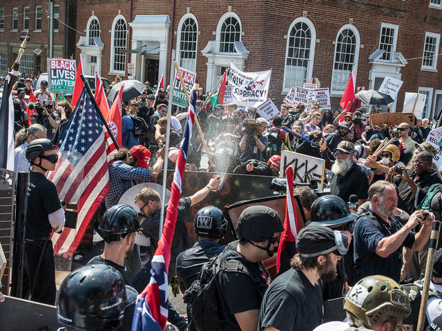 On Campus: What U.Va. Students Saw in Charlottesville