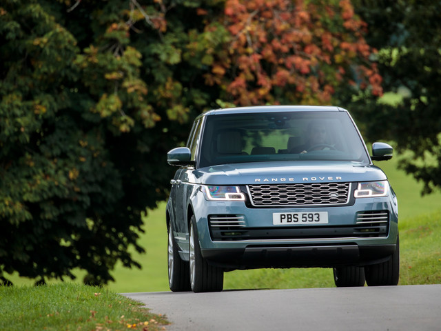 2018 Range Rover: New Tech, More Comfort – Official Photos and Info