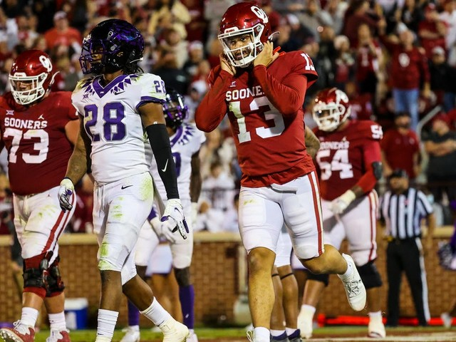Observations from wild Week 7 in college football: Caleb Williams gives Oklahoma big boost