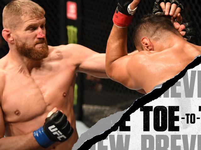 UFC 259: Jan Blachowicz vs. Israel Adesanya Toe-to-Toe Preview