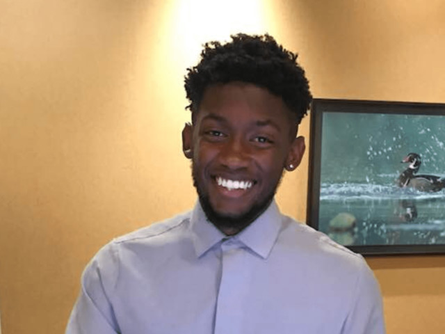 This heroic hotel employee single-handedly served 90 stranded guests for 32 hours straight