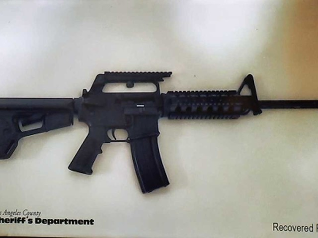 Teen arrested for threat of mass shooting at South Los Angeles middle school; AR-15 rifle, ammunition seized
