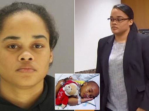 Dallas mom, 35, who put healthy son through 13 unnecessary surgeries gets six years in prison