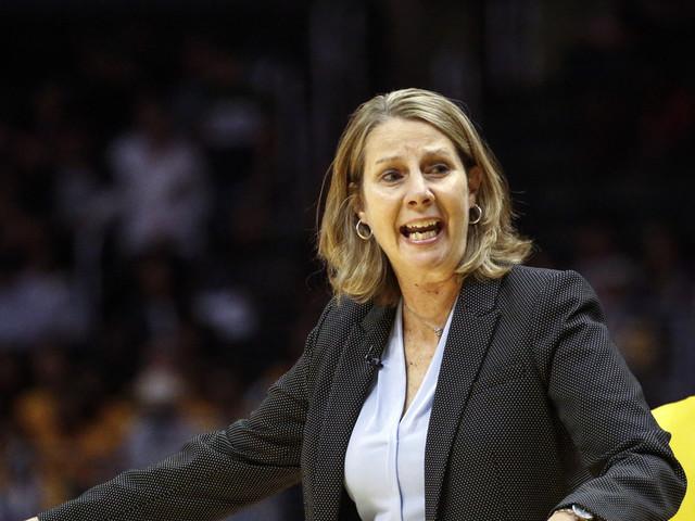Lynx give coach, GM Cheryl Reeve multiyear extension