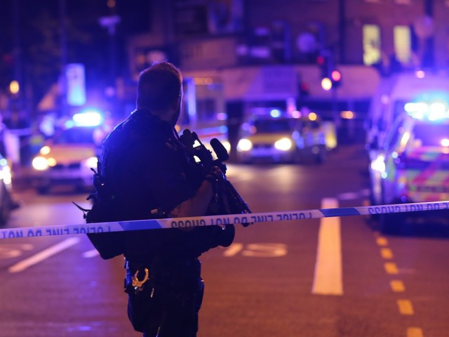 Van Drives Into Several Pedestrians In North London; Casualties Reported