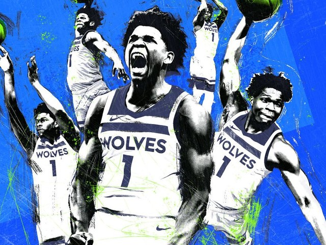 Anthony Edwards Is Flashing the Potential the Timberwolves Need