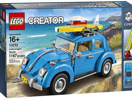 LEGO Creator Expert Volkswagen Beetle ONLY $69.99 at Amazon (Reg $100)