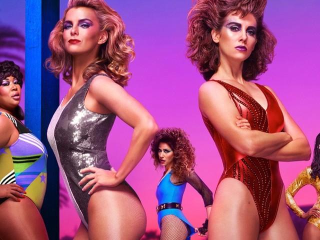 The GLOW Season 3 Trailer Brings the Ladies of Wrestling to Vegas — WATCH