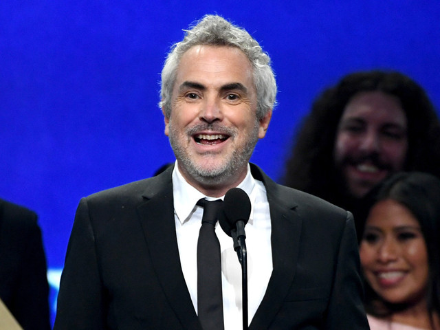 'Roma' Wins Best Picture at the Critics' Choice Awards 2019