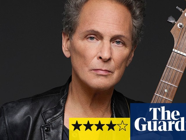 Lindsey Buckingham: Lindsey Buckingham review – the sunniest pop and its flipside