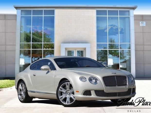 2015 Bentley Continental--GT