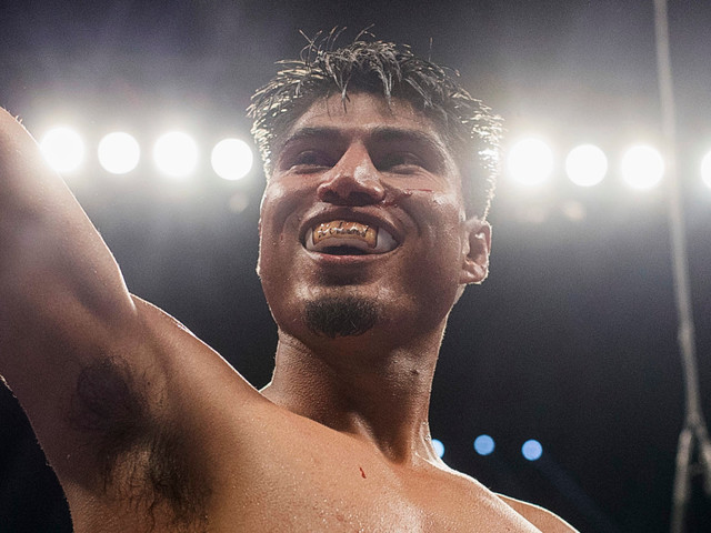 Mikey Garcia belongs on boxing's pound-for-pound lists