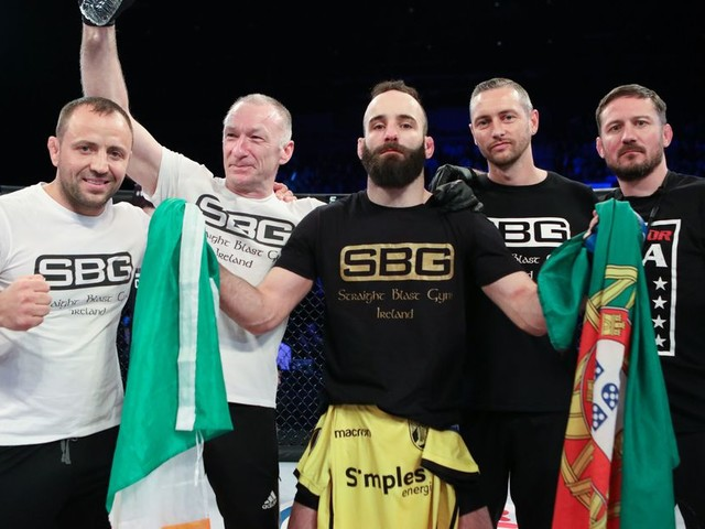Carvalho wants to see how much damage Sicilia can take in Bellator GP opener