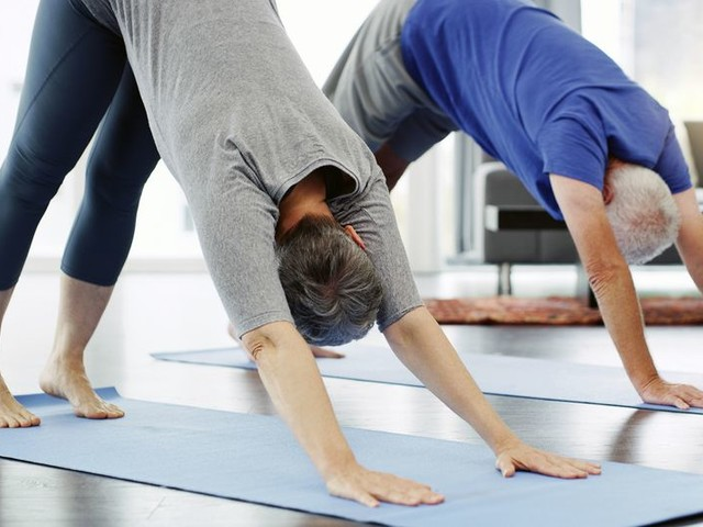 17 Fitness Programs Adults Over 50 Can Do at Home