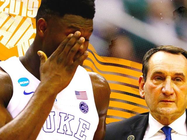 Coach K failed Zion Williamson in 4 major ways