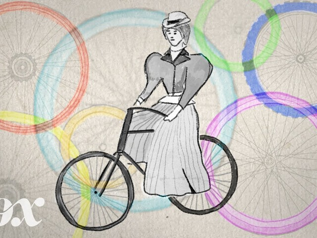How the Bicycle Helped Usher in the Women's Rights Movement (Circa 1890)