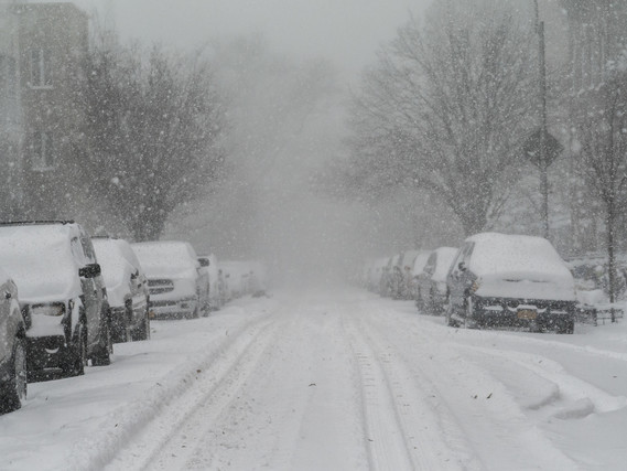 Stay Safe and Claim-Proof Your Home During a Bomb Cyclone