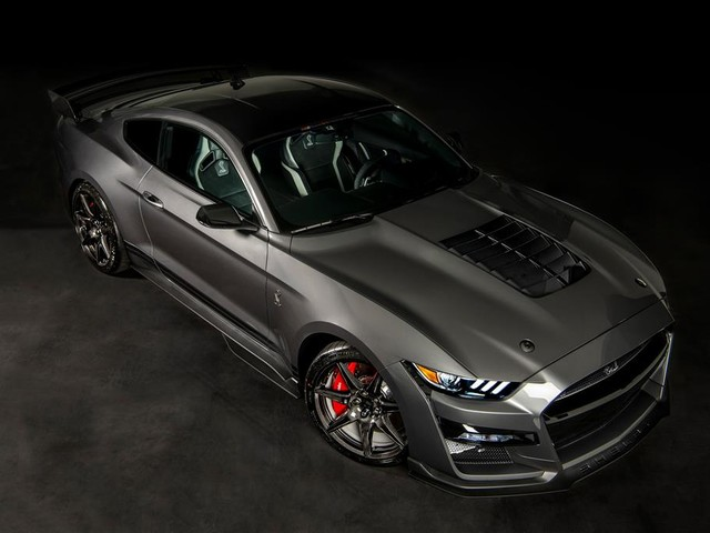 2021 Ford Mustang--Shelby--GT500