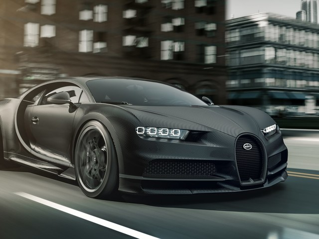 Bugatti Chiron Noire Special Edition