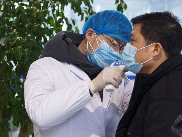 China accused the US of spreading global 'fear' over the Wuhan coronavirus, which has now killed 362 people