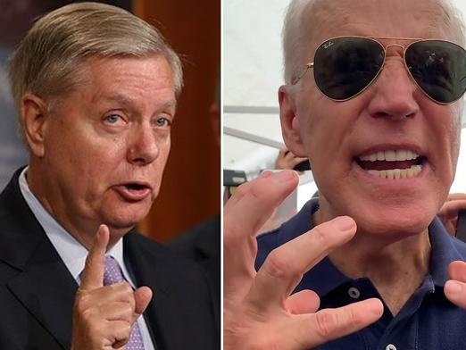 Did Joe Biden Just Threaten Lindsey Graham For Investigating Him?