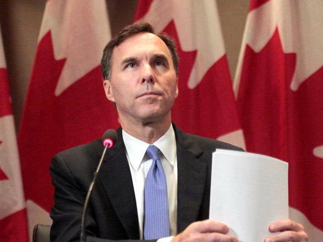 Bill Morneau Was Told By Ethics Watchdog That Blind Trust For Assets Wasn't 'Required'