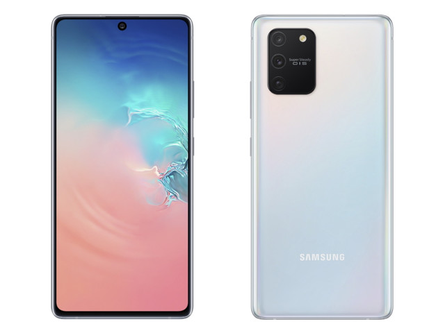 Samsung just unveiled the Galaxy S10 Lite and Note 10 Lite, two different versions of the same phone